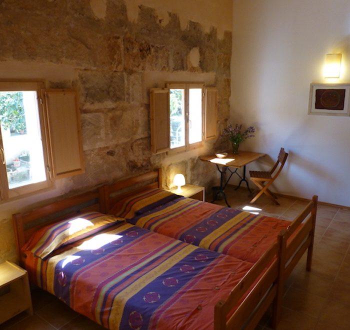 Rooms at Yoga Retreat Mallorca